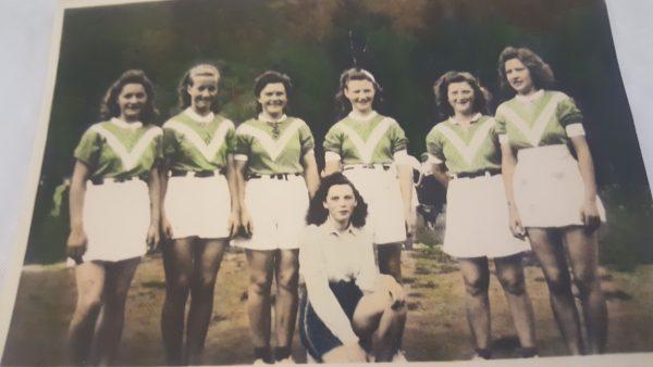 Handballaget 1947