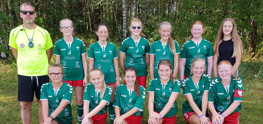 J13 i Norway Cup 2018